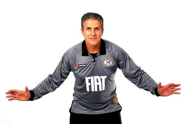 João Leite, ídolo do Atlético Mineiro
