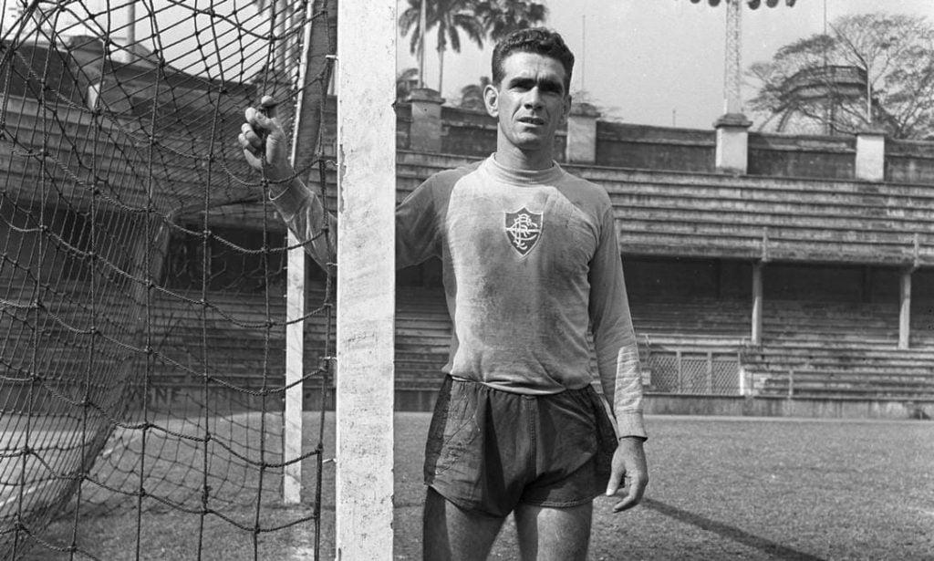 Castillo, ídolo do Fluminense