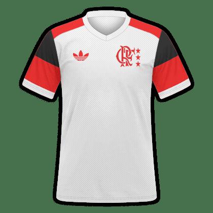 Camisa Flamengo 1981