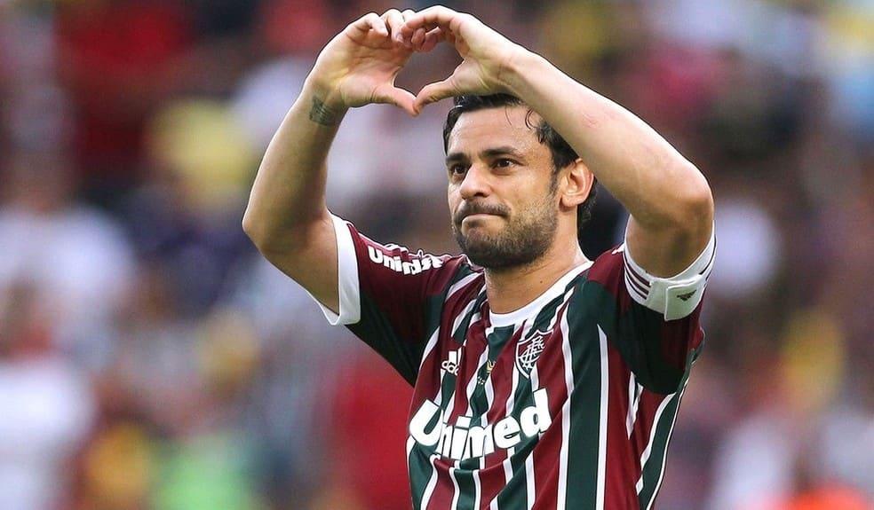 Fredm ídolo do Fluminense