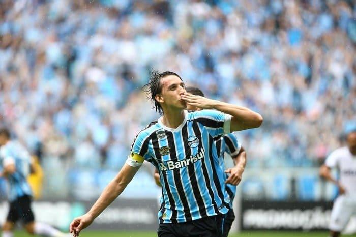 Pedro Geromel, ídolo do Grêmio