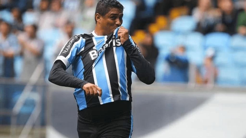Jardel, ídolo do Grêmio