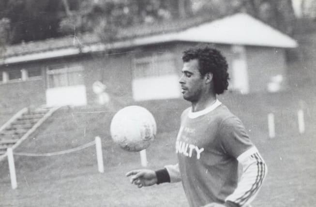 Joãozinho, ídolo do Cruzeiro