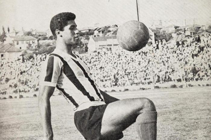 Airton Pavilhão, ídolo do Grêmio
