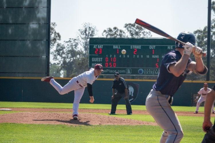 Placar com a pontuação do beisebol