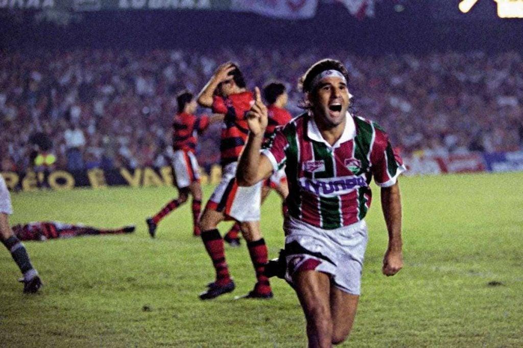 Renato Gaúcho, ídolo do Fluminense