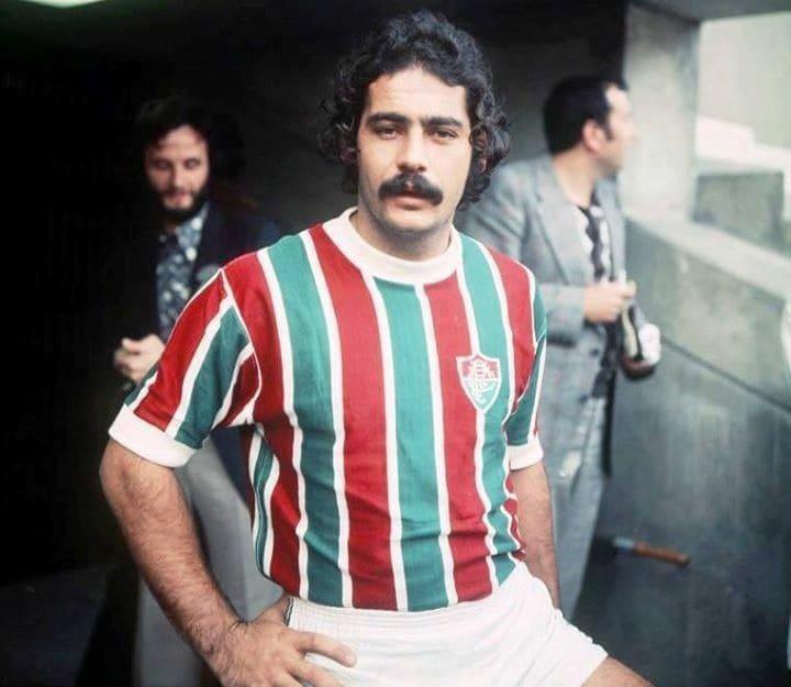 Rivelino, ídolo do Fluminense