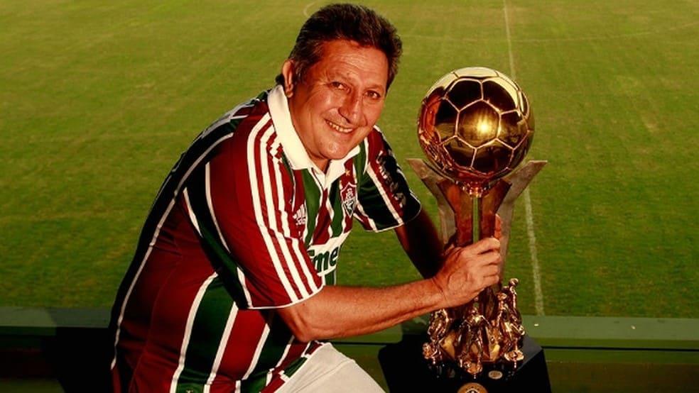 Romerito, ídolo do Fluminense