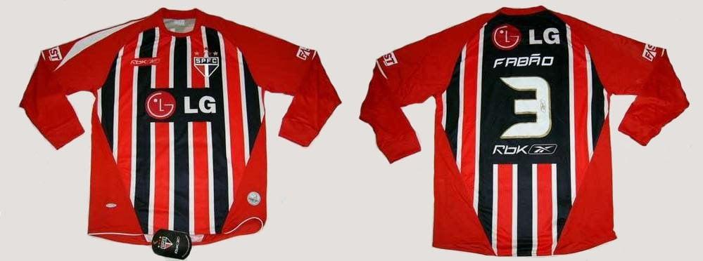 Camisa São Paulo 2006