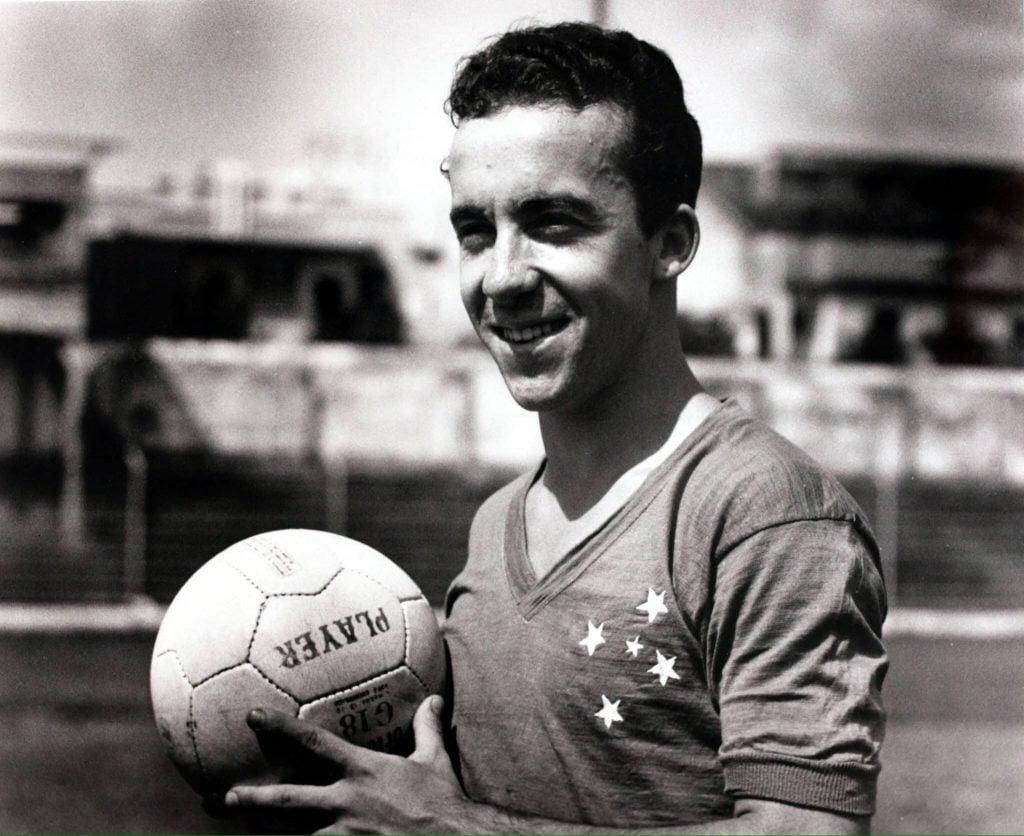 Tostão, ídolo do Cruzeiro
