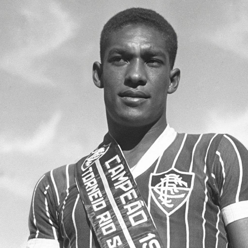 Waldo, ídolo do Fluminense