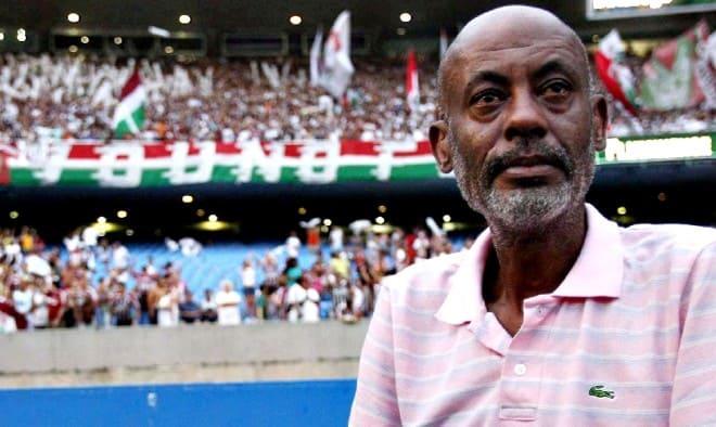 Washington, ídolo do Fluminense