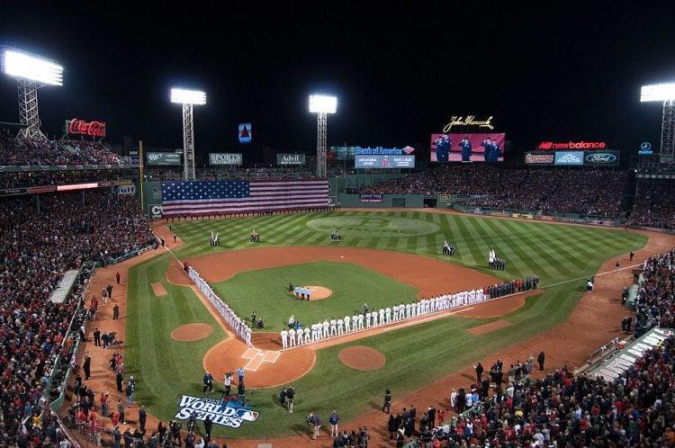 Fenway Park, estádio do Boston Red Sox