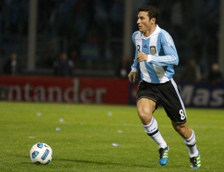 Javier Zanetti, um dos maiores jogadores da Argentina