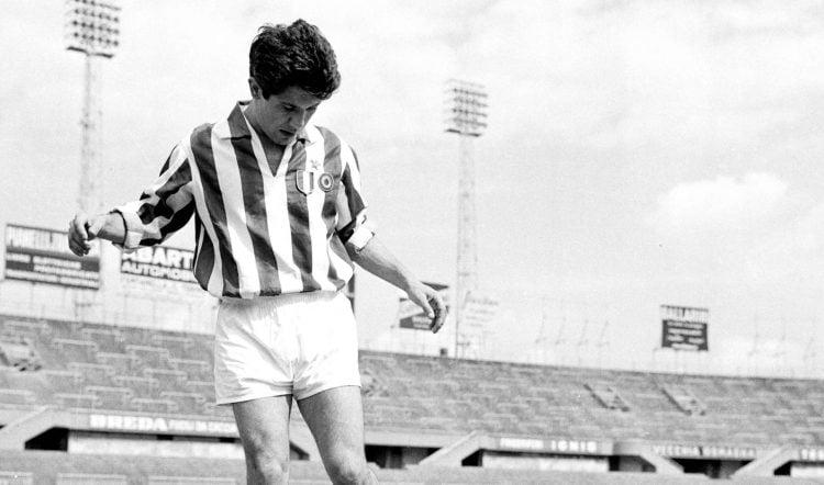 Omar Sívori, um dos maiores jogadores da Argentina