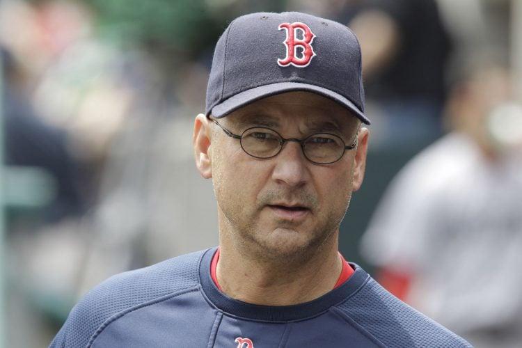 Terry Francona, um dos maiores técnicos do Boston Red Sox