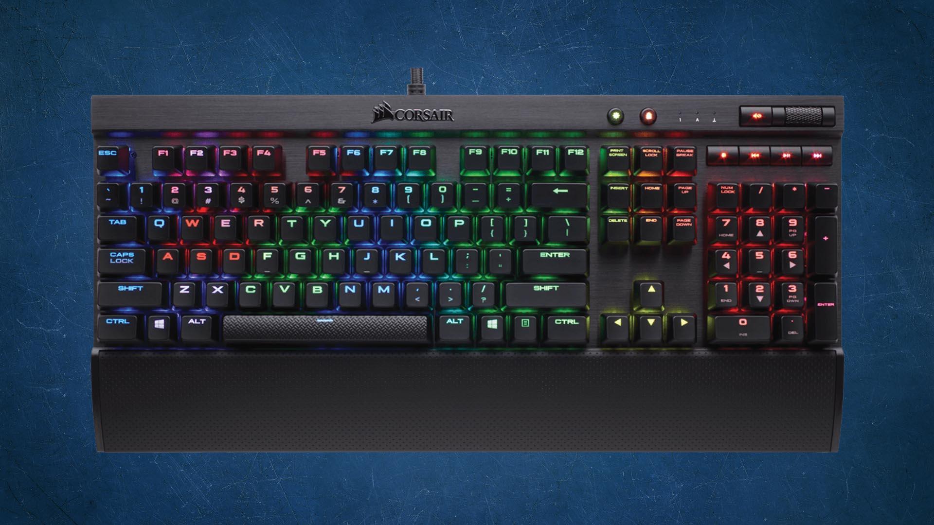 teclados usados por pro players