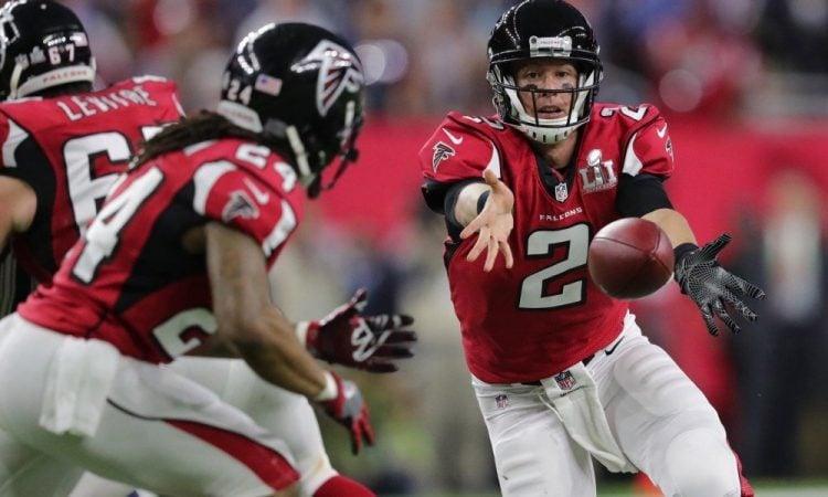 Atlanta Falcons de 2016, um dos melhores ataques da história da NFL