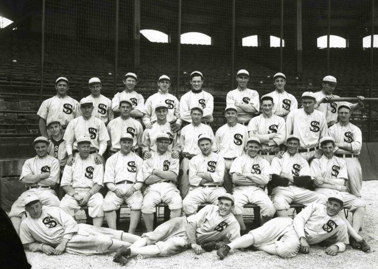 Registro da história do Chicago White Sox