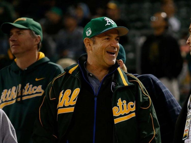 John J. Fisher, dono do Oakland Athletics