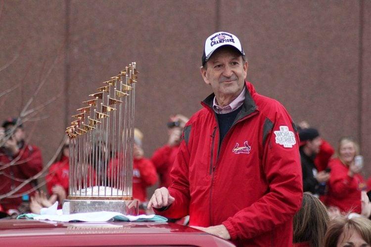 William DeWitt Jr, dono do St Louis Cardinals