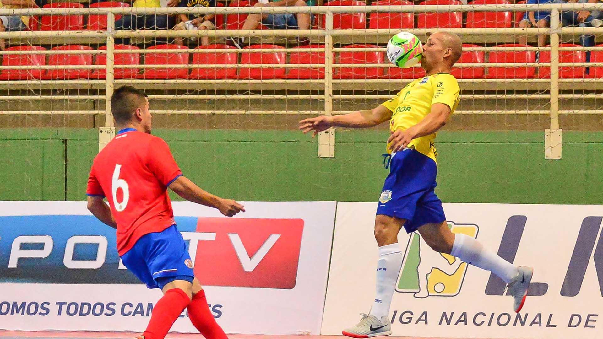 Ferrão na seleção brasileira
