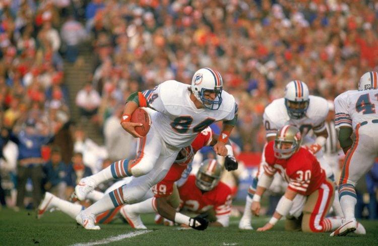 Miami Dolphins de 1984, um dos melhores ataques da história da NFL