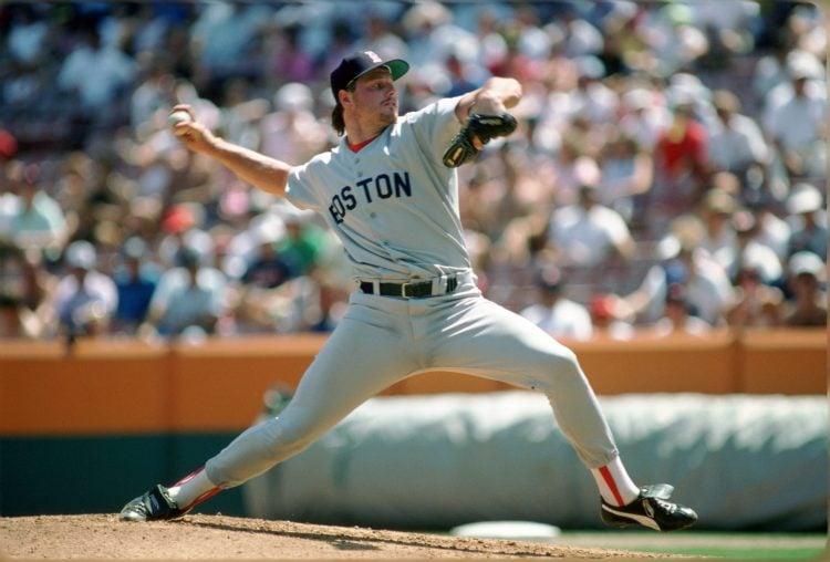 Roger Clemens, um dos maiores arremessadores da MLB