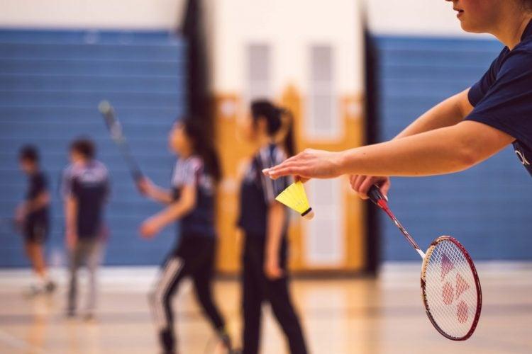 Fundamentos do Badminton