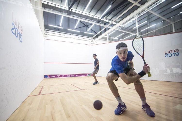 Como escolher bola de squash