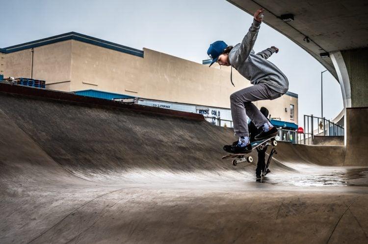 Manobras de skate para iniciantes