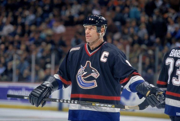Mark Messier é um dos maiores jogadores da NHL em todos os tempos