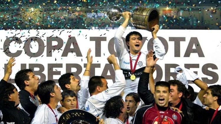 Olimpia, um dos maiores campeões da Libertadores