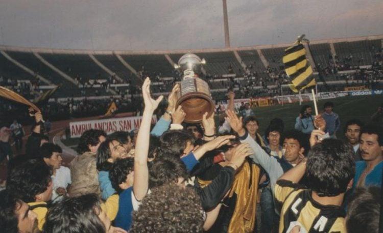 O Peñarol está entre os maiores campeões da Libertadores
