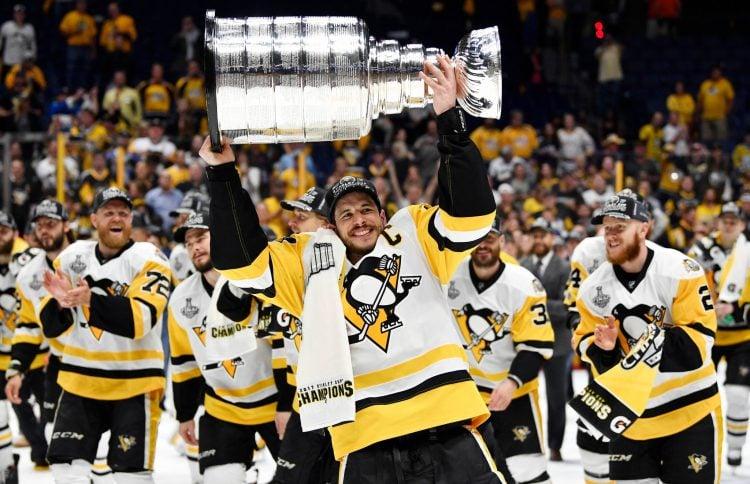 Pittsburg é um dos maiores campeões da NHL