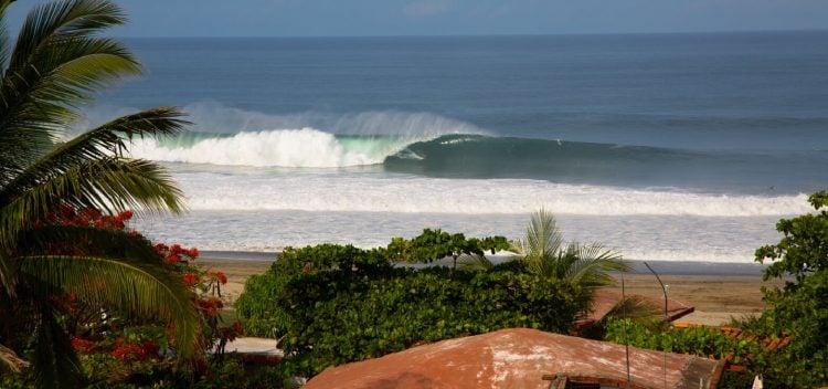 Puerto Escondido, no México, é um dos melhores picos de surf do mundo