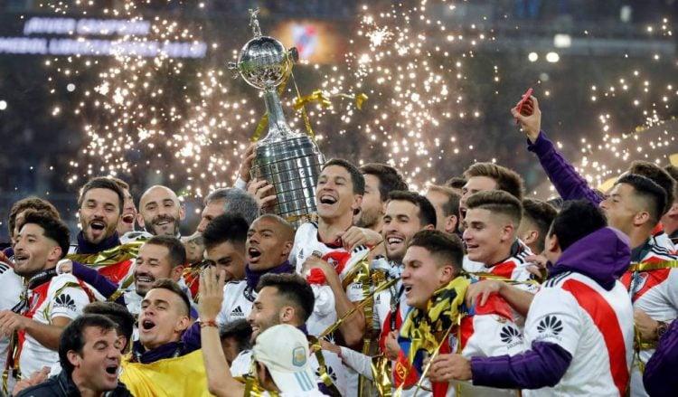 River Plate, um dos maiores campeões da Libertadores