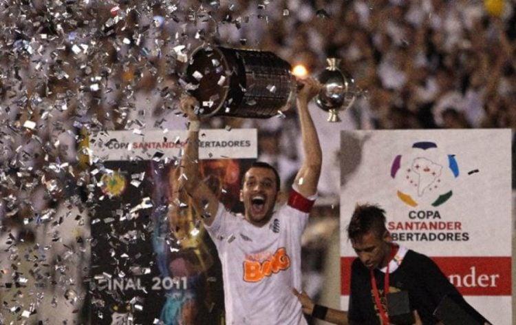 Santos está entre os maiores campeões da Libertadores