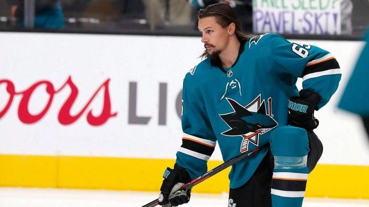 Erik Karlsson, um dos jogadores mais bem pagos do hóquei