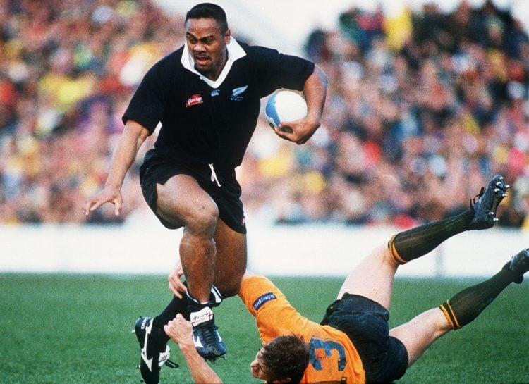Jonah Lomu foi, para muitos, o melhor jogador de rugby de todos os tempos