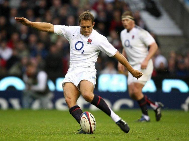 Jonny Wilkinson é o maior pontuador da história da Copa do Mundo de rugby