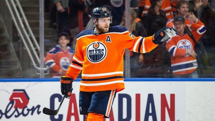 Leon Draisaitl é um dos jogadores mais bem pagos da NHL