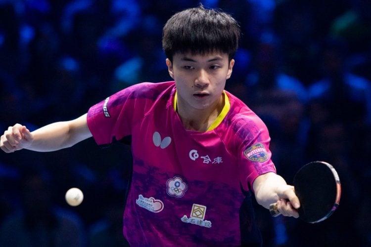 Lin Yun-Ju é candidatíssimo a ser melhor jogador de tênis de mesa do mundo daqui alguns anos