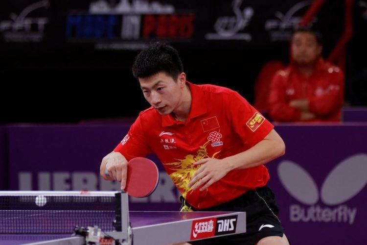 Ma Long é um forte candidato a ser melhor jogador de tênis de mesa do mundo