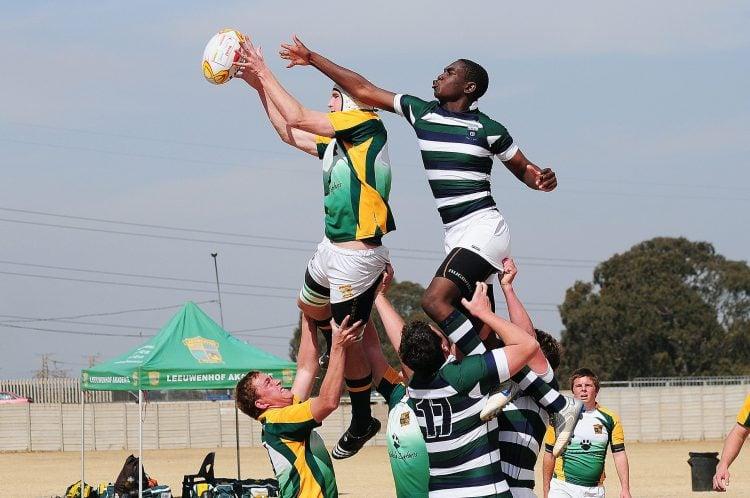 Pontuação das regras do rugby