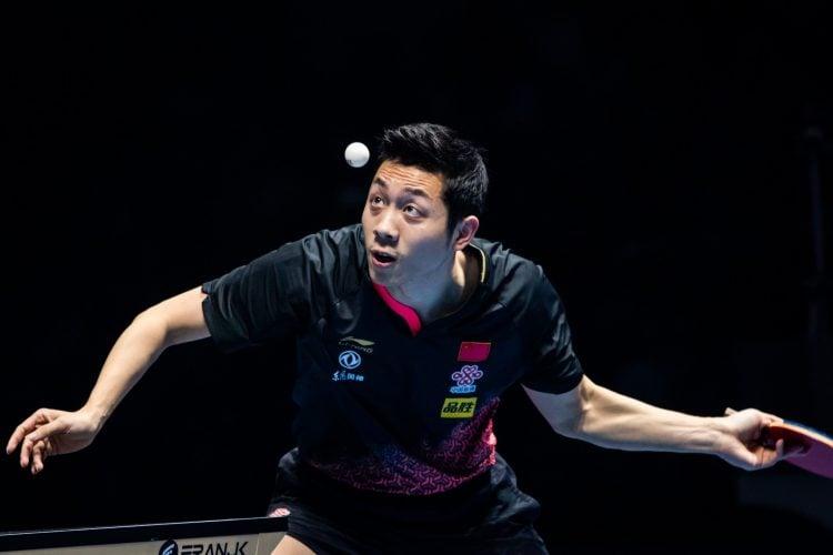 Xu Xin já foi considerado o melhor jogador de tênis de mesa do mundo