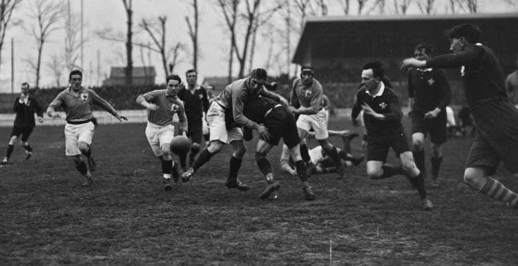 História do Rugby