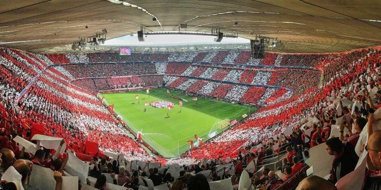 O Bayern de Munique tem a maior torcida da Alemanha