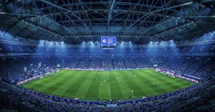 O Schalke tem tradicionalmente uma das maiores torcidas da Alemanha