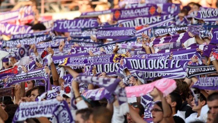 O Toulouse tem uma das maiores torcidas da França